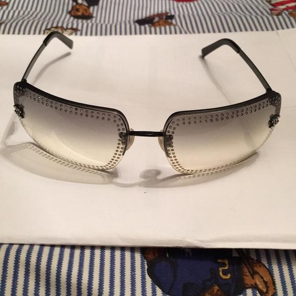 4517591a0de CHANEL Accessories - Chanel sunglasses with stones